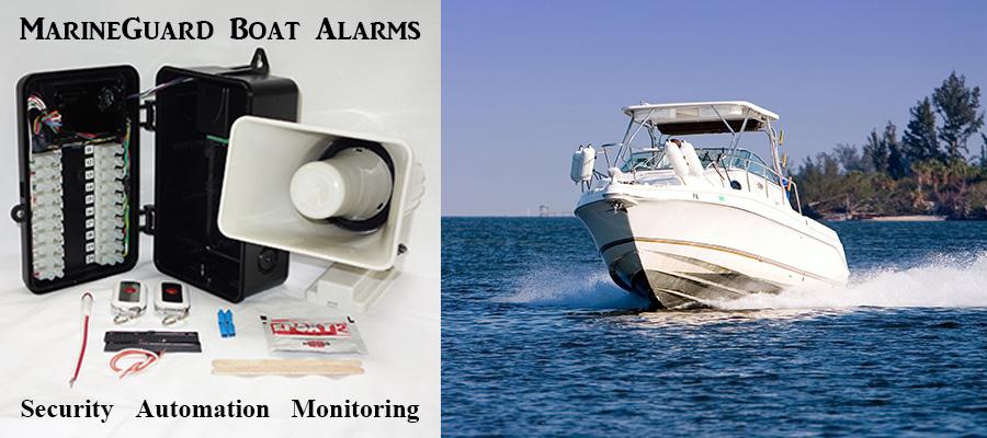 MarineGuard Boat Alarms