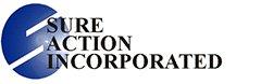 Sure Action Logo